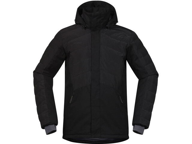 Bergans M's Brager Down Insulated Jacket Black